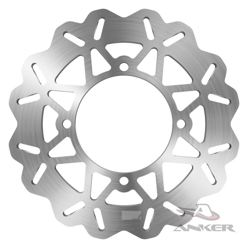 disco freno anker tornado oversize c/soporte