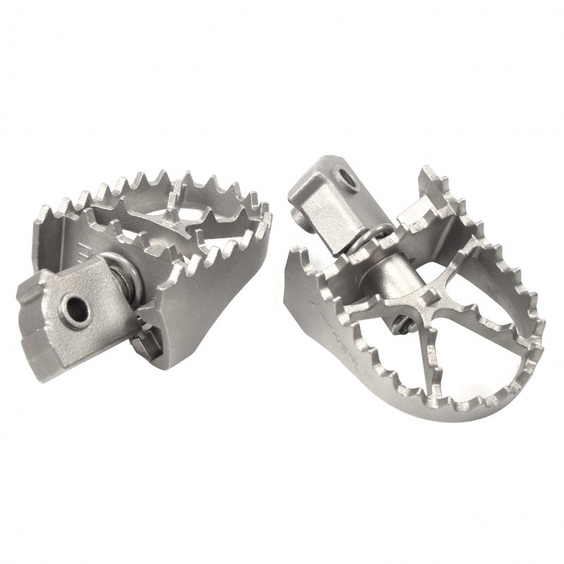 pedalin anker honda crf 250 450 cr 125 250 anchos articulados