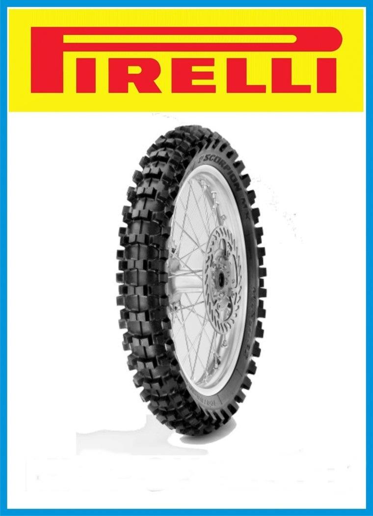 cubierta pirelli scorpion mx extra 110/90x17