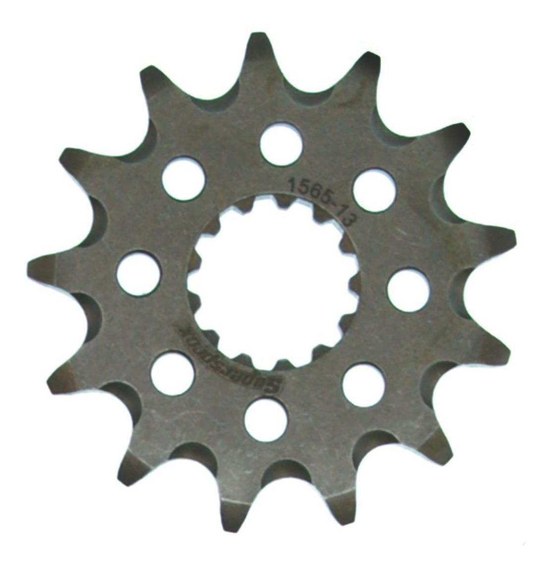 piñon acero superprox 1565 13T-520 KAWASAKI KX 450F