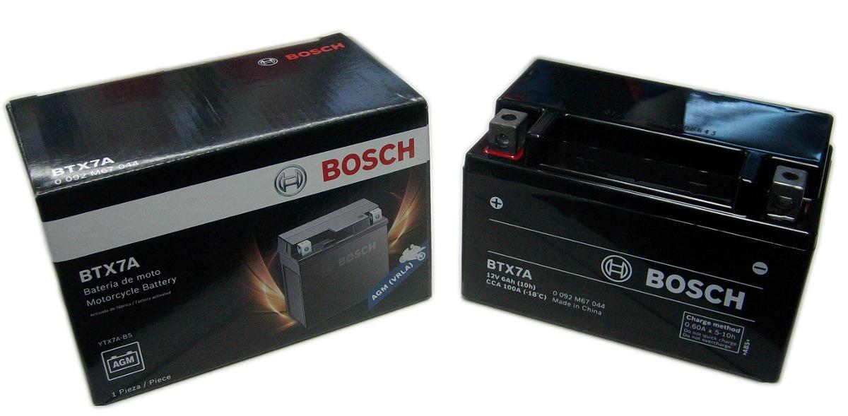 bateria bosch btx7a