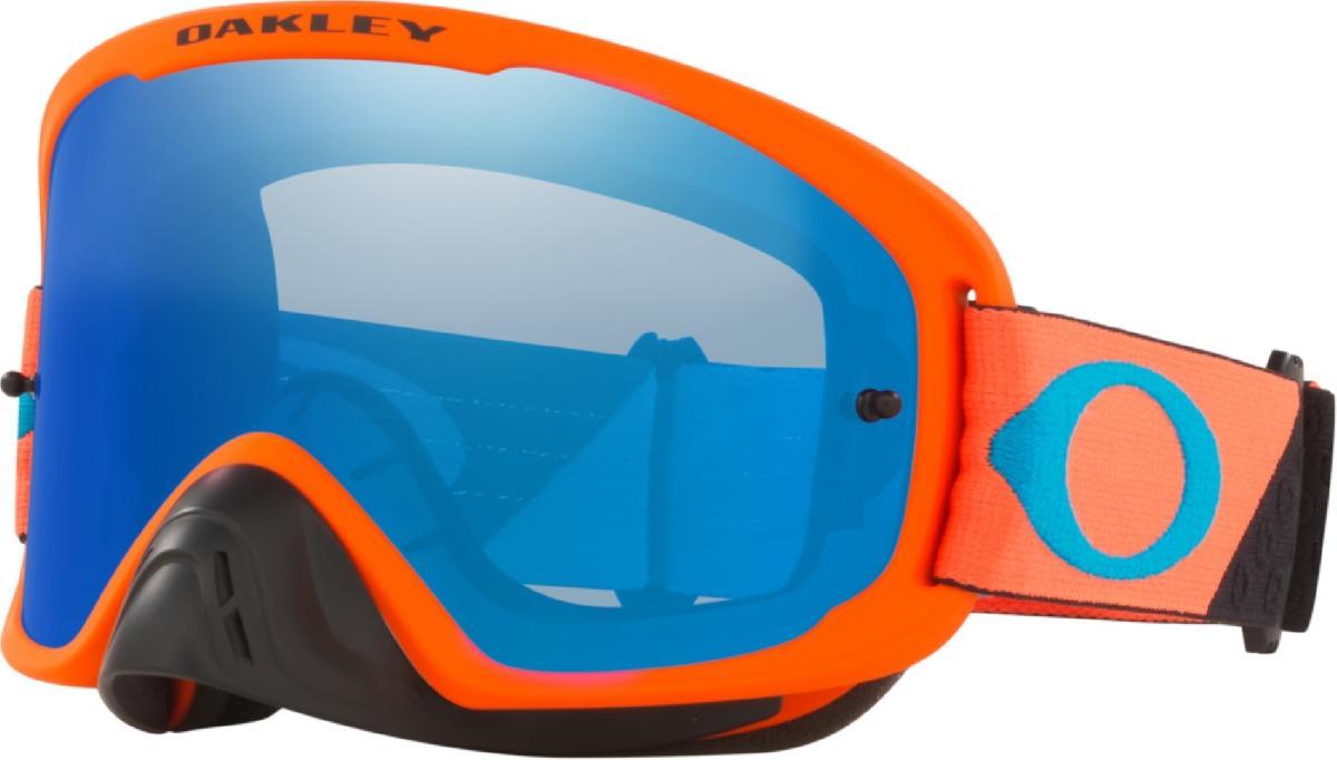 antiparra oakley o-frame 2.0 pro mx b1b naranja black ice irid
