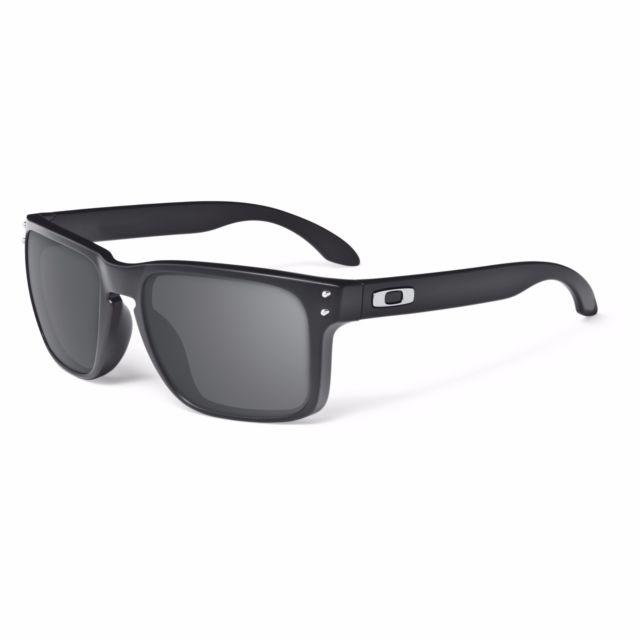 oakley anteojo holbrook matte black w/warm grey