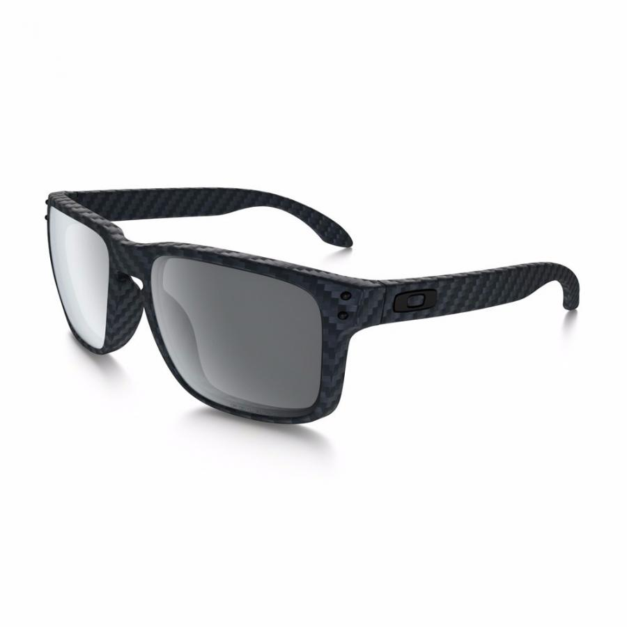 oakley anteojo holbrook matte carbon fiber/bkldpol