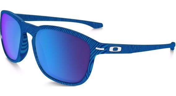 oakley anteojo fingerprint sky blue w/sapphireir