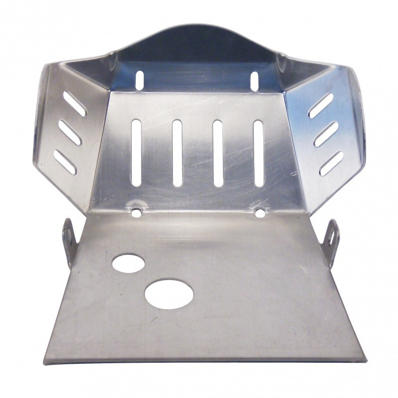 cubre carter anker tornado aluminio