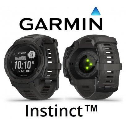 reloj garmin instinct grafito