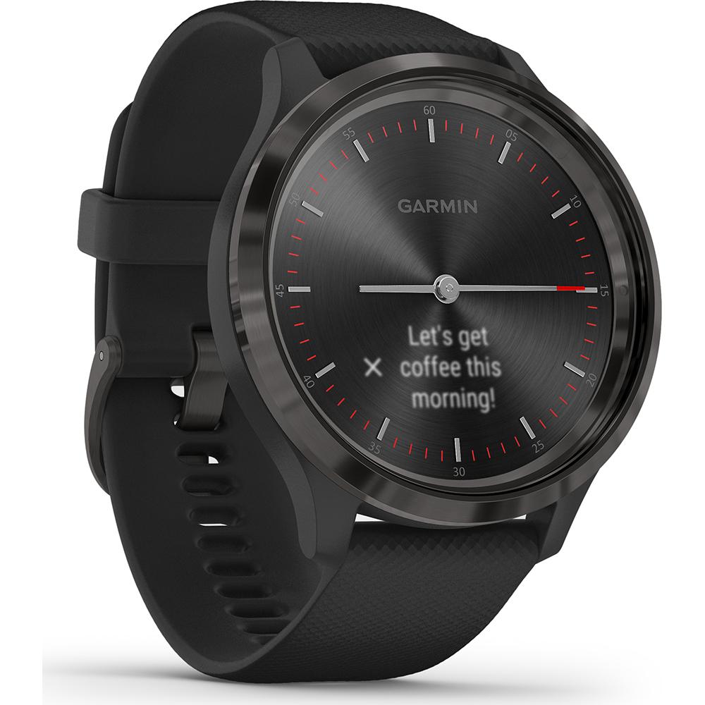 reloj garmin vivomove 3 ww 44mm negro silicona