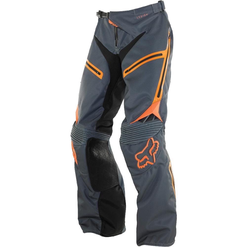 pantalon fox legion ex pnt gey/orange talle 40