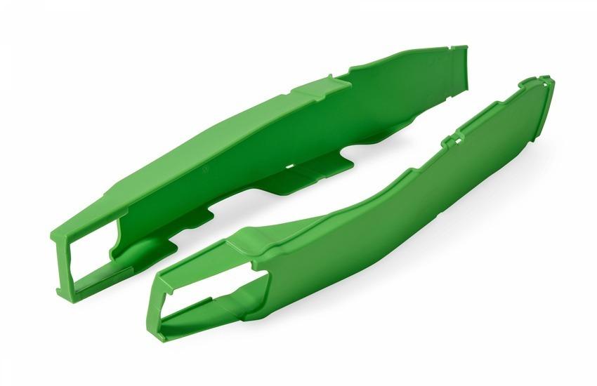 protector horquillon kawasaki kxf25012/16 450 12/15 verde polisport