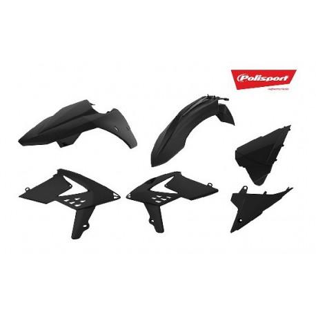 kit plasticos beta 250/300 2t negro polisport