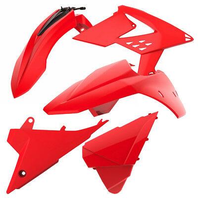 kit plasticos beta rr 4t 13/17 rojo oem
