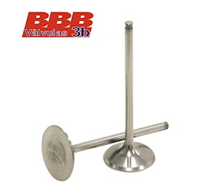 bbb valvulaescapehondacrf450cc v-277n/50128