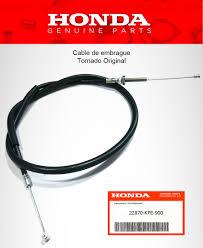 cable embrague honda tornado original