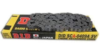 cadena distribucion did jp sca0409asvx108 dr350/250