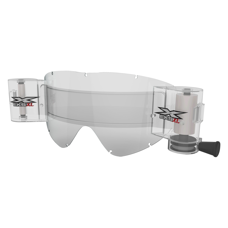 roll off complet sistem eks-s xl zip  cans/lens/film/visor