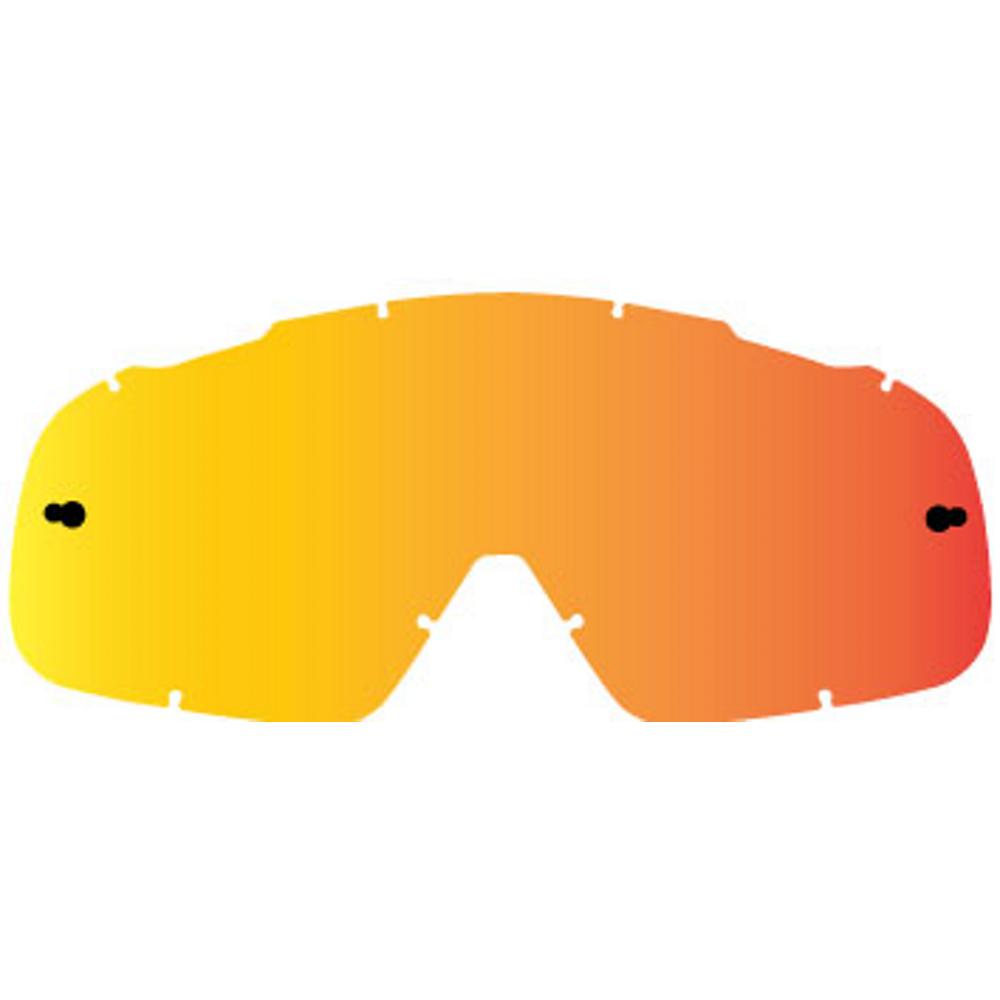 vidrio antiparra fox lenses-spark red spark