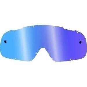 vidrio antiparra fox lenses-spark blue/blue chrome