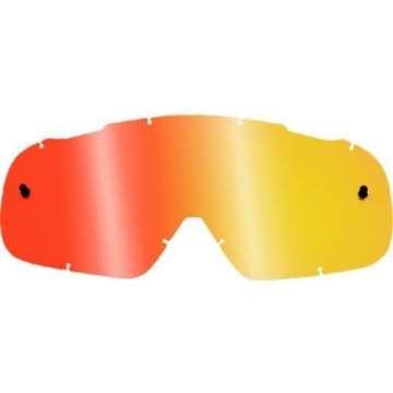 vidrio antiparra fox lenses-spark red/gold