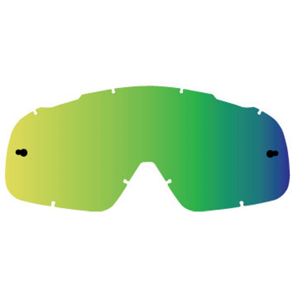 vidrio antiparra fox lenses-spark chrome spark