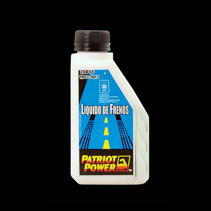 patriot power liquido freno dot3 200cc