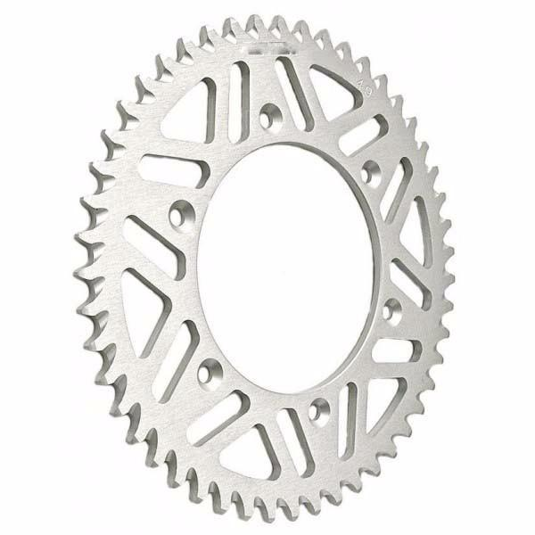corona akainik honda color aluminio 52 dientes