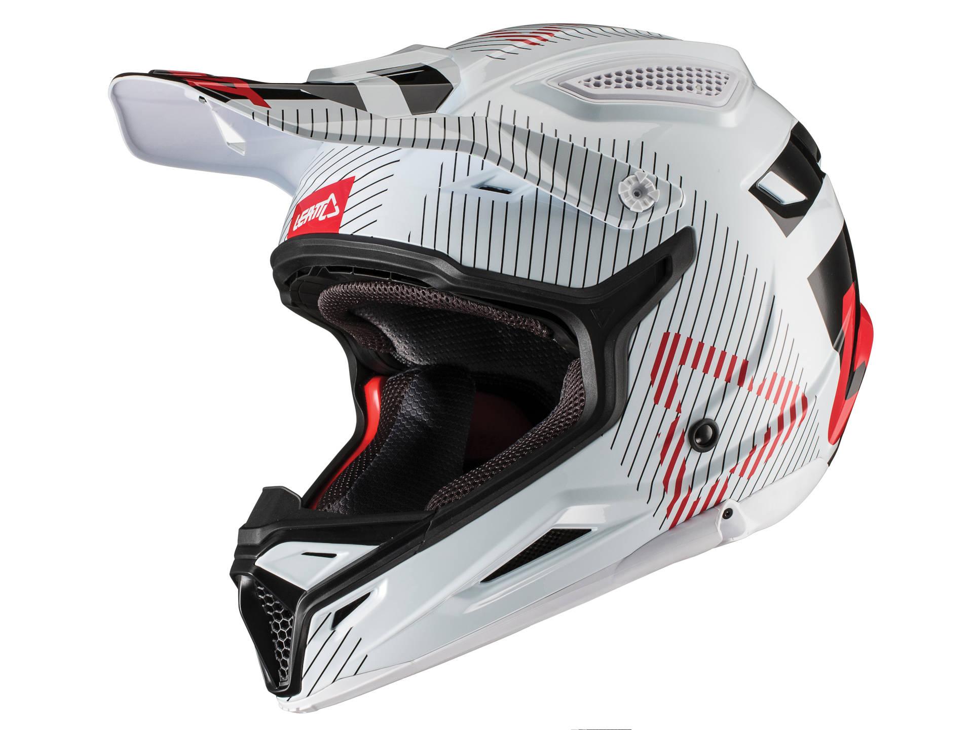 casco leatt gpx 4.5 blanco talle l
