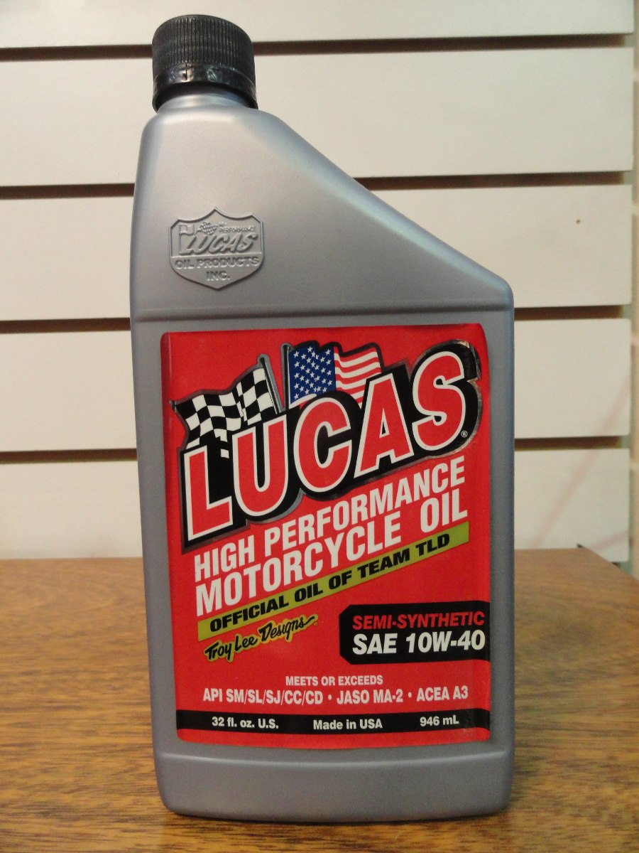 aceite lucas oil mineral 10w40
