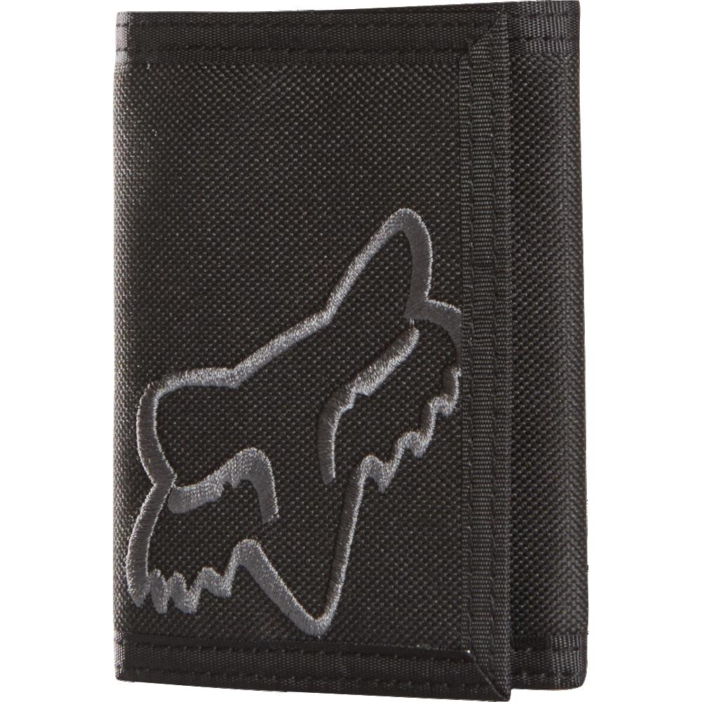 billetera fox mr clean velcro wallet negra