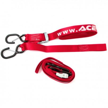 zuncho 35mm rojo ACERBIS