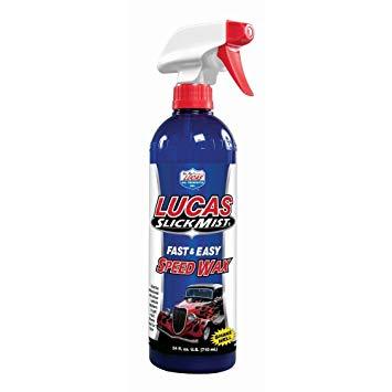 aceite lucas oil silicona mist speed wax 8 oz/20