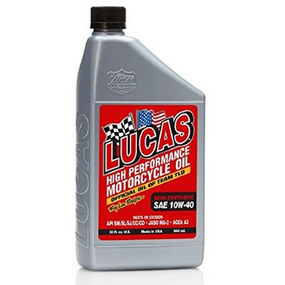 aceite lucas oil semisintetico 10w40