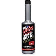 aceite lucas oil sintetico fork oil 5w