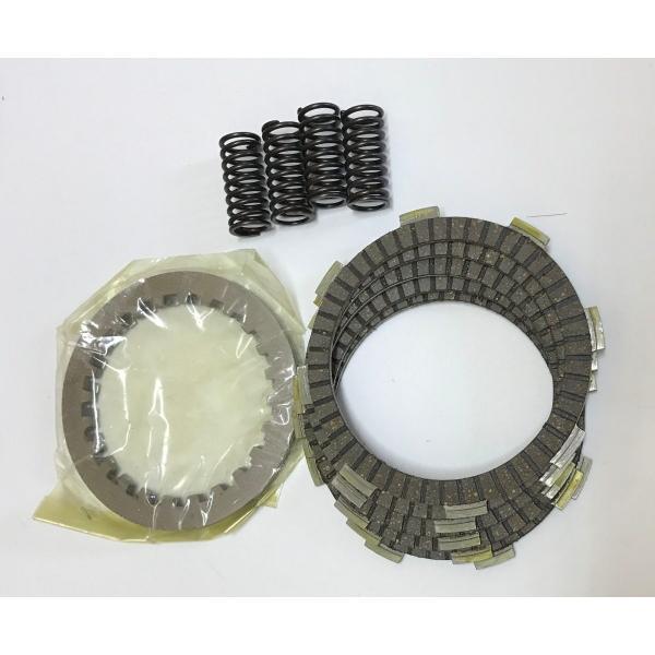 discos embrague+resortes+separadores nhc honda xr 200 varias