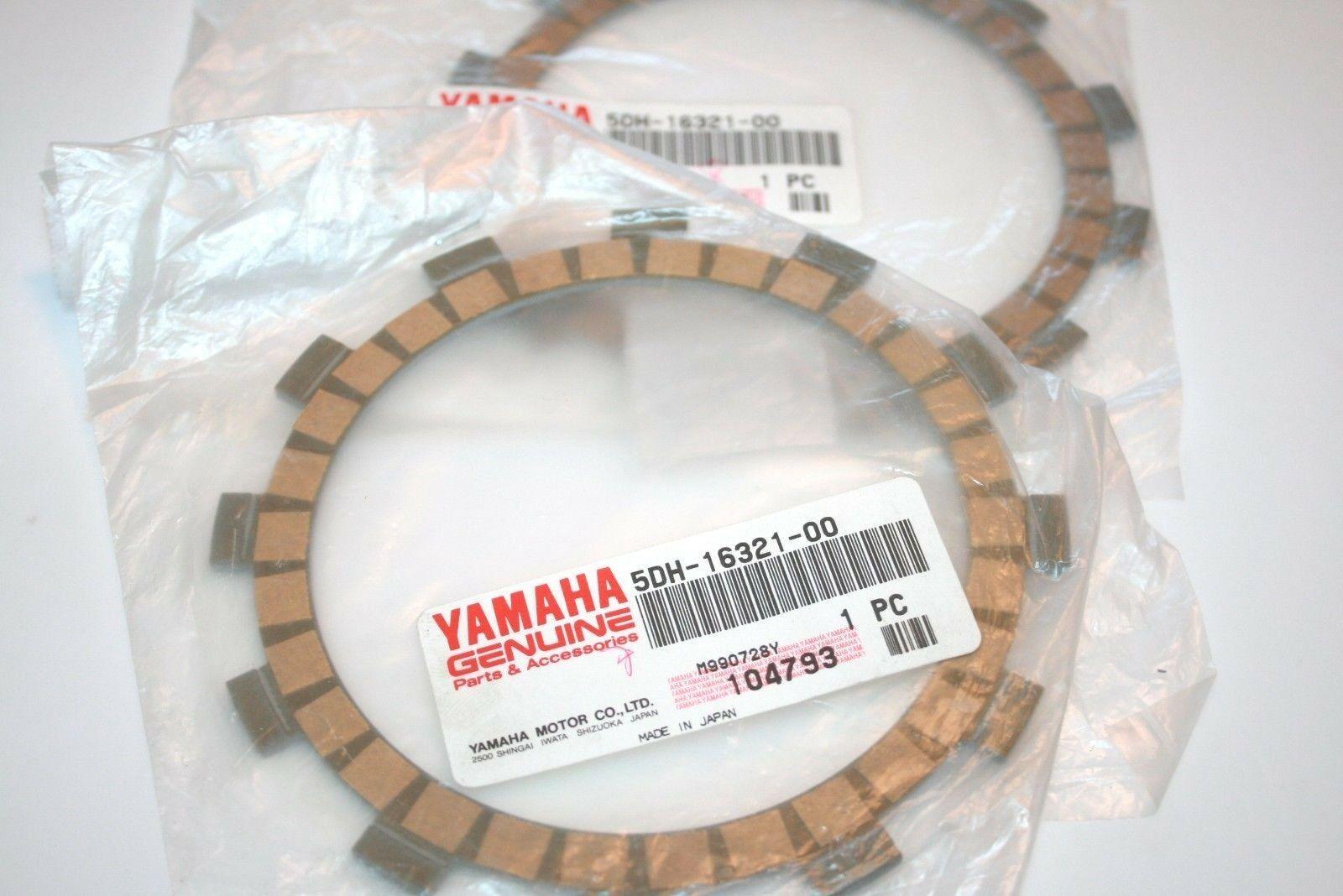 discos embrague yamaha 5dh-16321-00 yz125 98/04 (8)yzf25001/07 orig