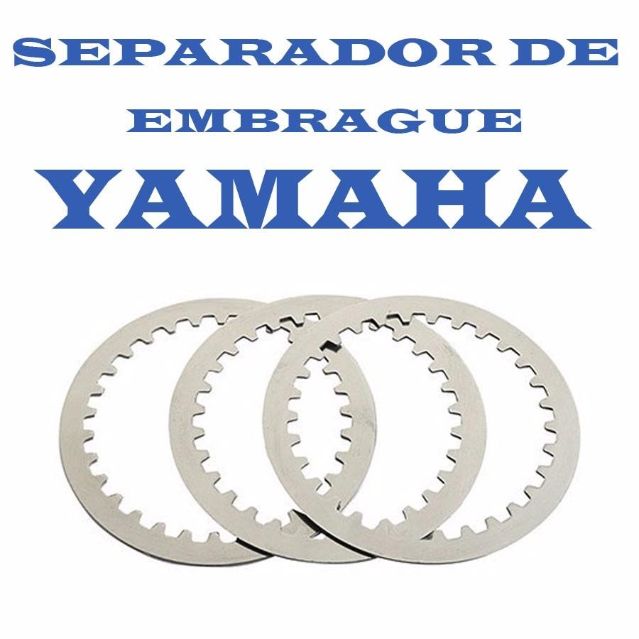 separadores embrague yamaha  yz 125 91/97 original