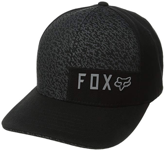 gorra fox advisory flexfit hat talle s/m