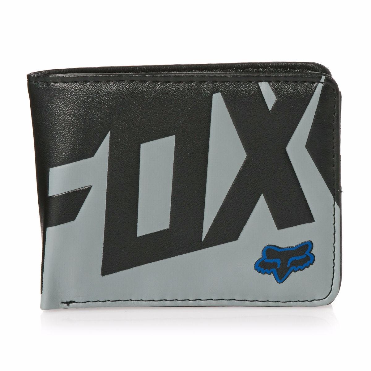 billetera fox projector wallet - intl only negra