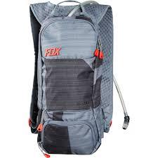 mochila fox oasis hydration pack camo 6 litros (capacidad de 2 litros de agua)