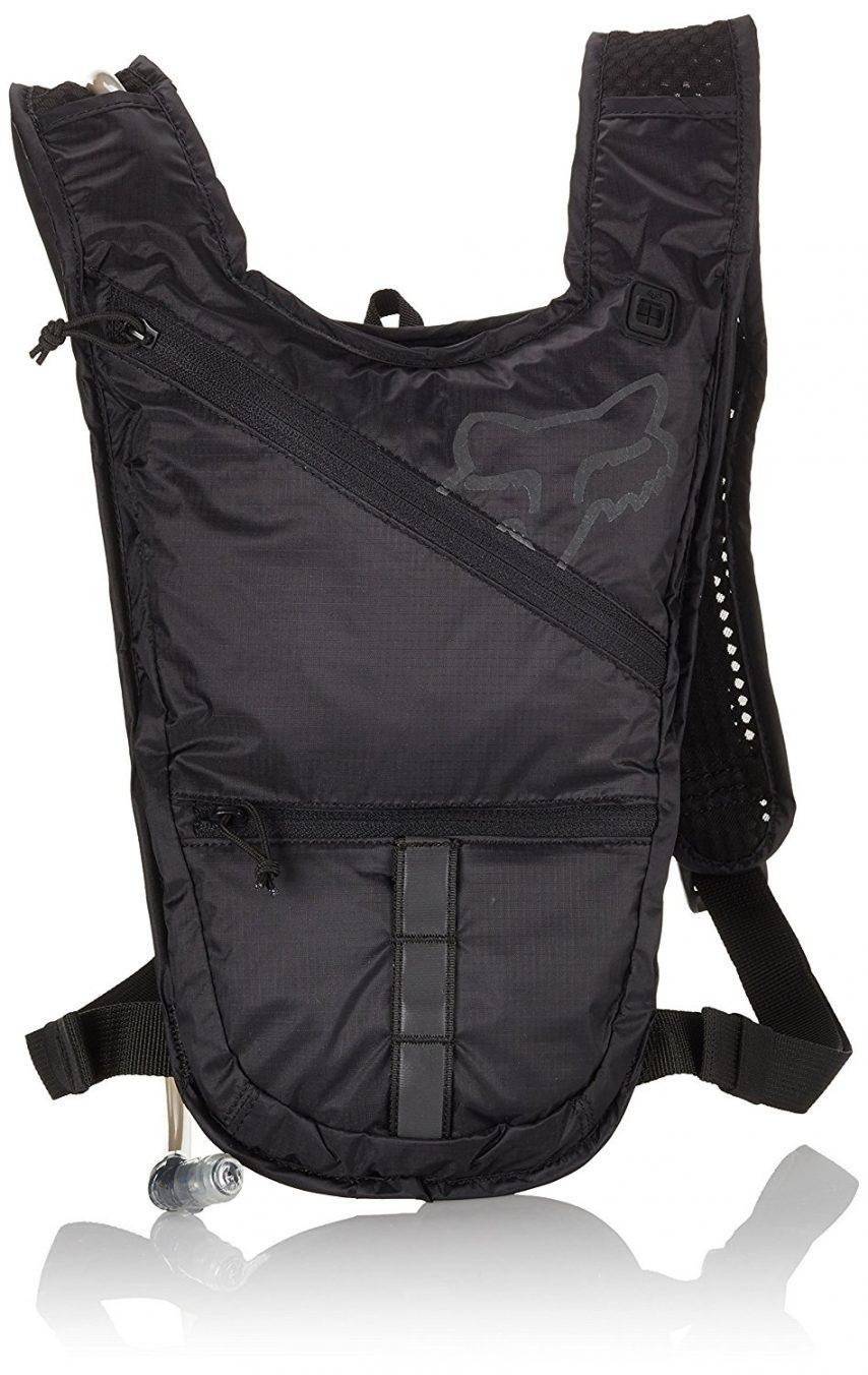 mochila fox low pro hydratation pack (capacidad de un 1,5 litros de agua)