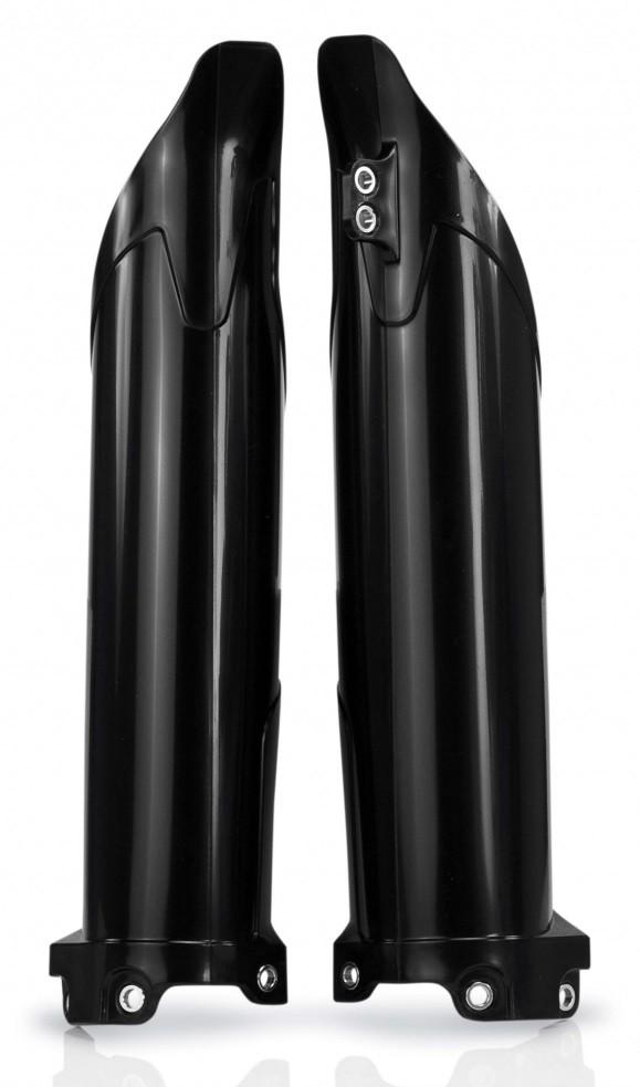 cubre barrales kawasaki kxf250-450 09 negro acerbis