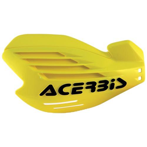 cubre manos x force acerbis amarillo