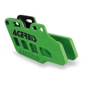 guia cadena completo kawa verde acerbis