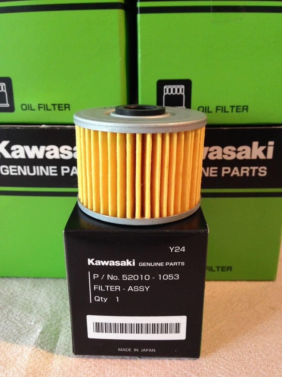 filtro aceite kawasaki kxf 450 06/15 orig