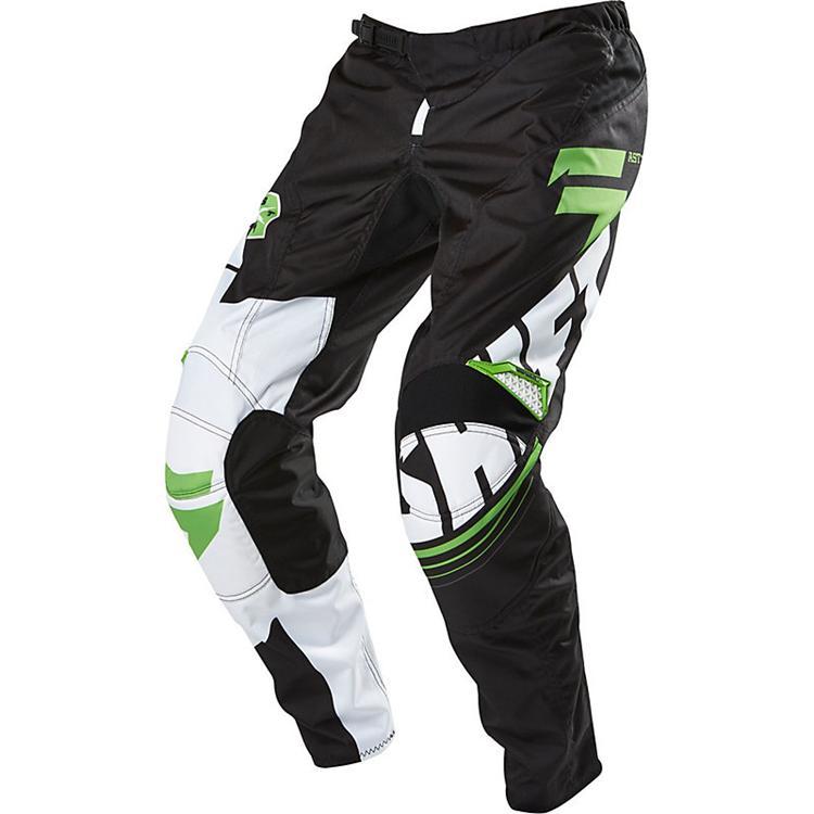 pantalon shift assault negro/blanco 38