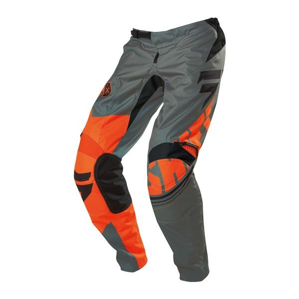 pantalon shift assault gris/naranja talle 34