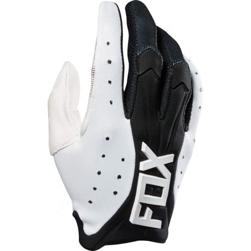 guante fox flexair blanco talle s