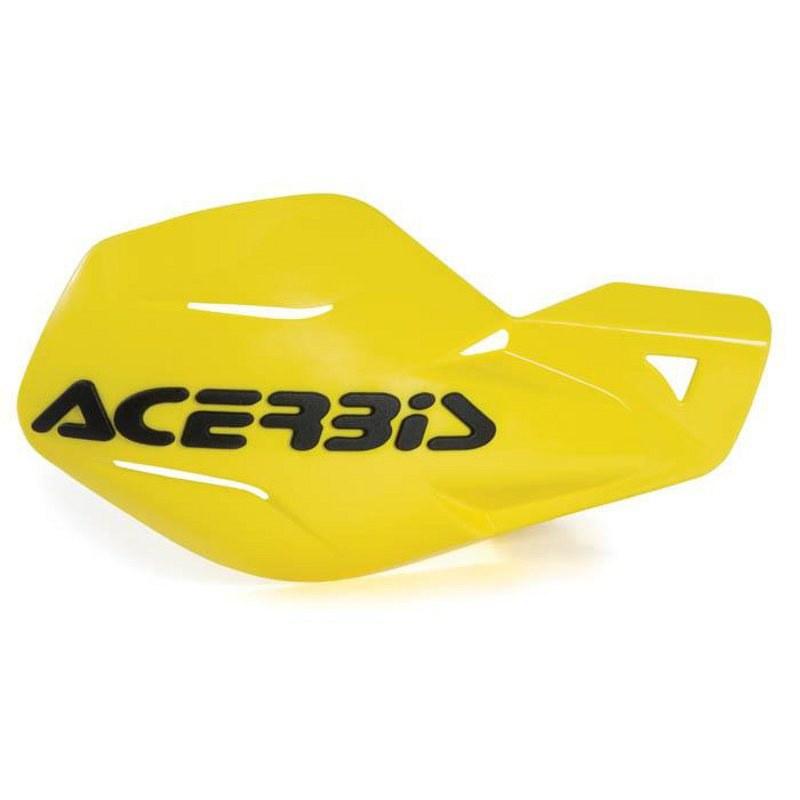 cubre manos acerbis mx uniko amarillo