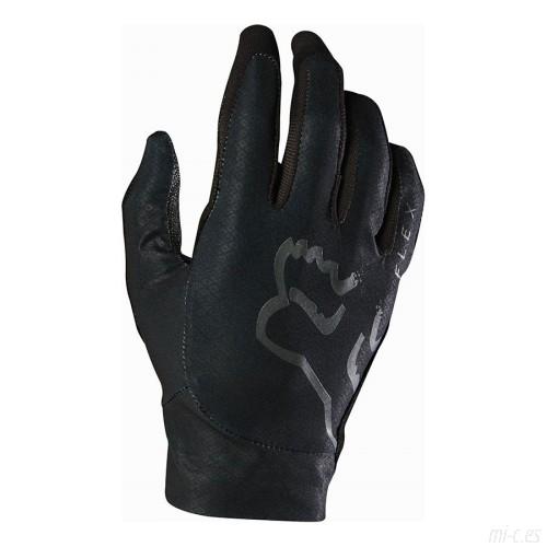 guante fox flexair negro talle s