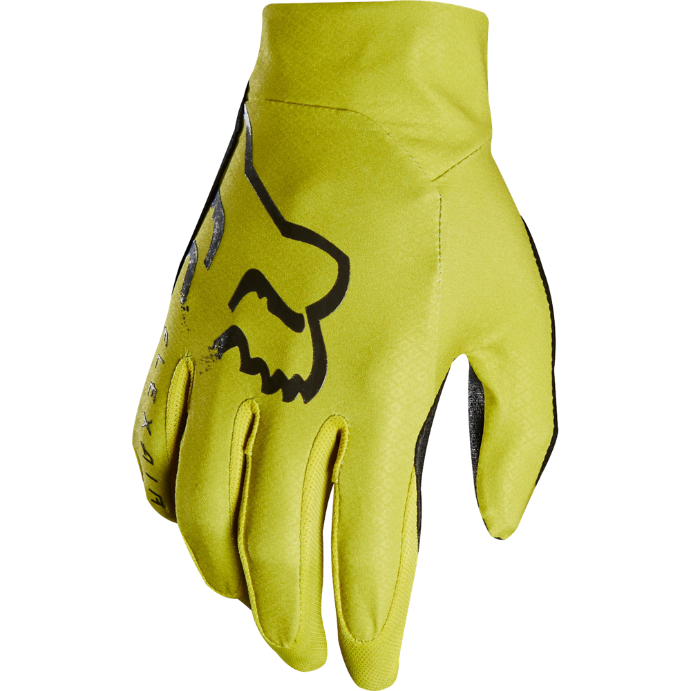 guante fox flexair amarillo talle xl